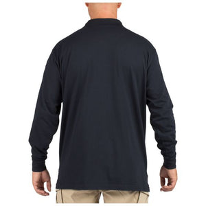 5.11 Tactical Men's Jersey Long Sleeve Polo - Trailside Outfitter