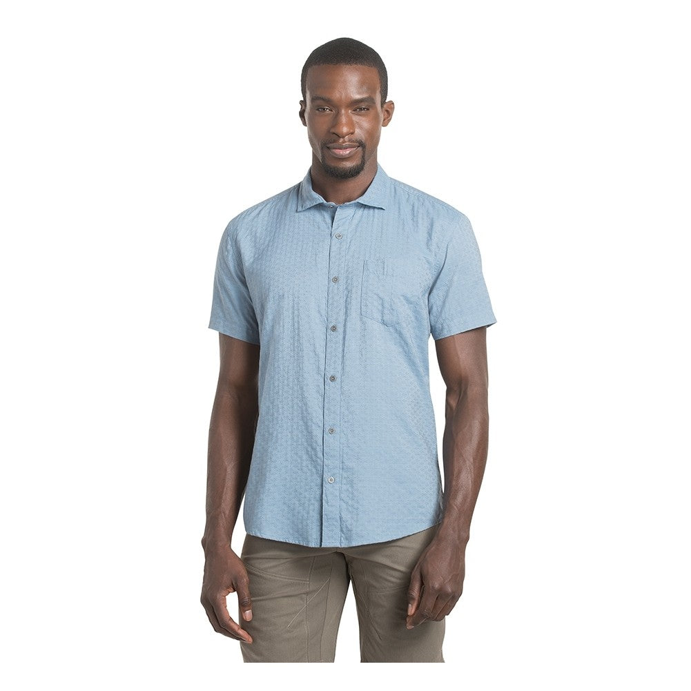 Kuhl Men's Inquisitr SS Shirt - Neptune