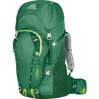 Gregory Wander 70  Backpack - Green