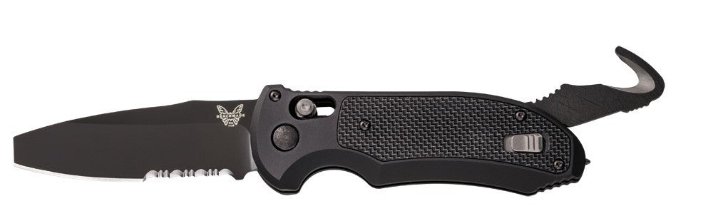 Benchmade 9160SBK Auto Tactical Triage - Trailside Outfitter