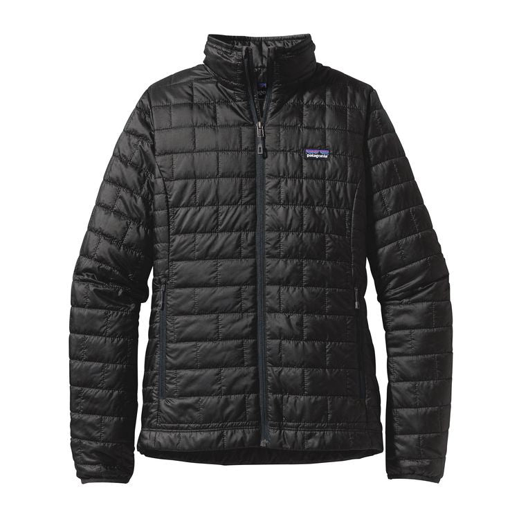 Patagonia Women's Nano Puff Jacket - Black
