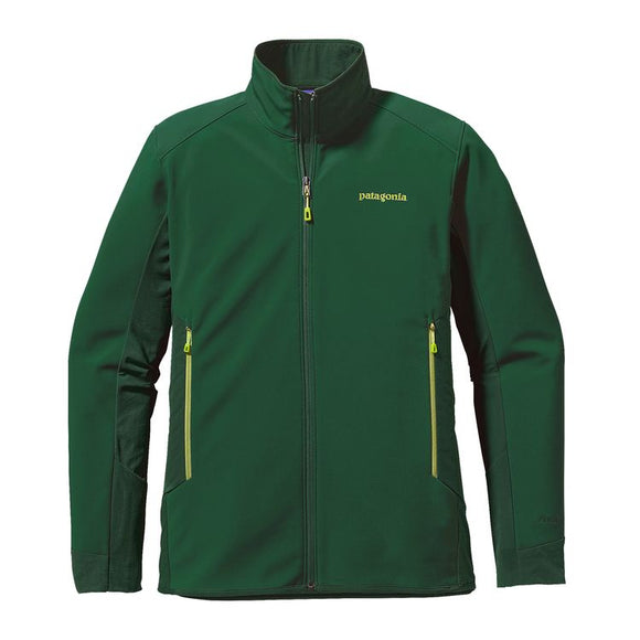 Patagonia Men's Adze Hybrid Jacket Hunter Green