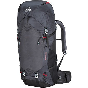 Gregory Stout 65 Backpack - Grey - Trailside Outfitter