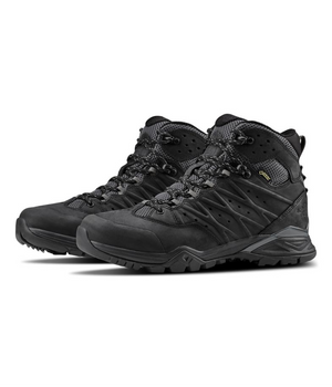 The North Face Men's Hedgehog Hike II Mid GTX  - Black/Graphite Gray