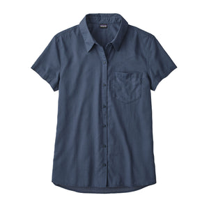Patagonia Women's Lightweight A/C Top/ Dolomite Blue