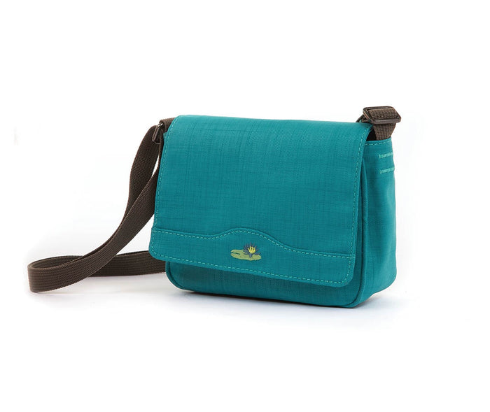 Lilypond Tall Grass Shoulder Bag Glacier