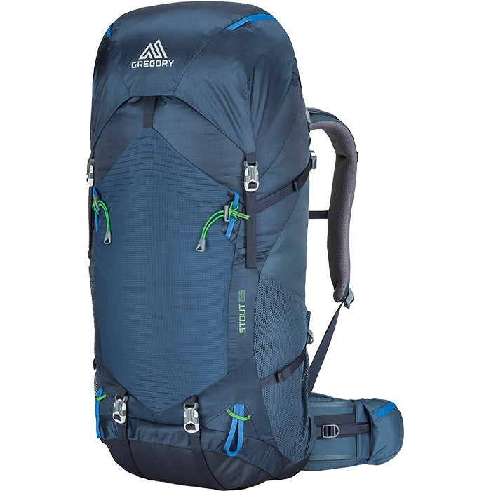 Gregory Stout 65 Backpack - Blue - Trailside Outfitter