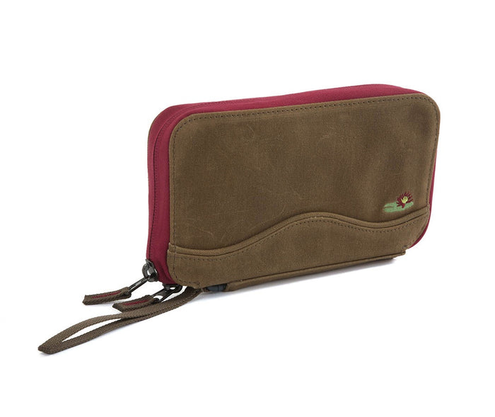 Lilypond Cypress Wallet Earth