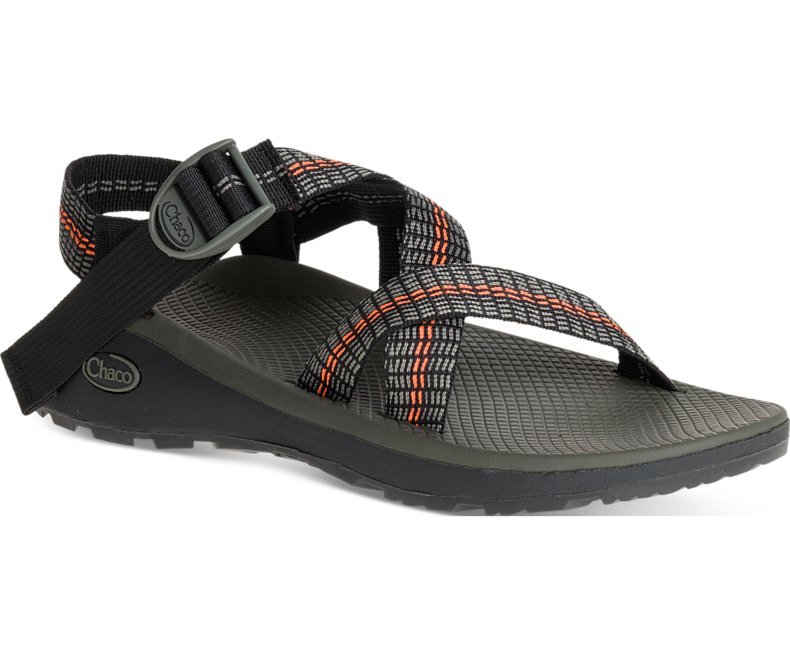 Chaco Men's ZCloud Traffic Orange - Trailside Outfitter