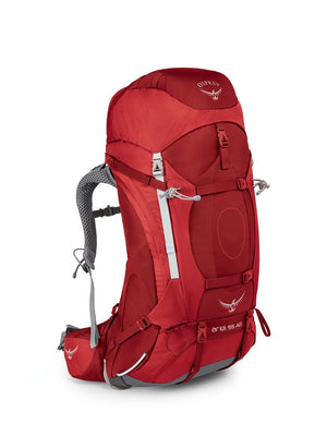 Osprey Women's Ariel AG 55 With Daypack/Picante Red