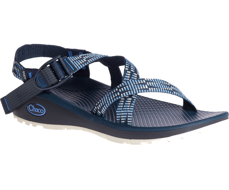 Chaco Women's Z Cloud Grouped Blue - Trailside Outfitter