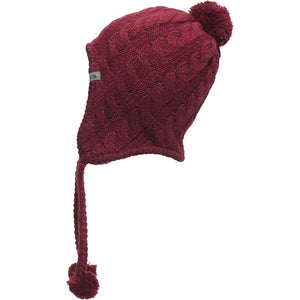 The North Face Women s Fuzzy Earflap Beanie – Trailside Outfitter c7d8265d49a2