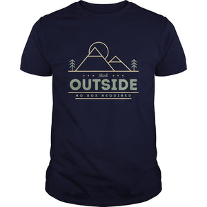 Think Outside Premium T Shirt