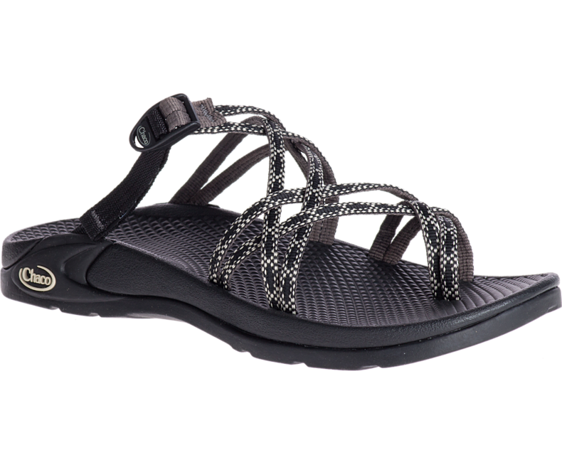 Chaco Women's Zong X EcoTread Fizz Black - Trailside Outfitter