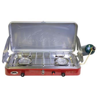 Camp Chef Everest 2 Burner Stove - Trailside Outfitter