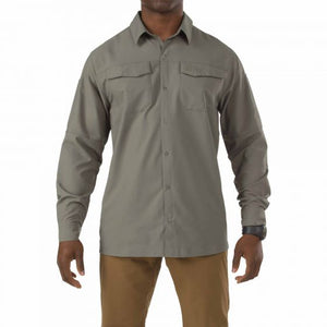 5.11 Tactical Men's Freedom Flex Long Sleeve Shirt - Trailside Outfitter