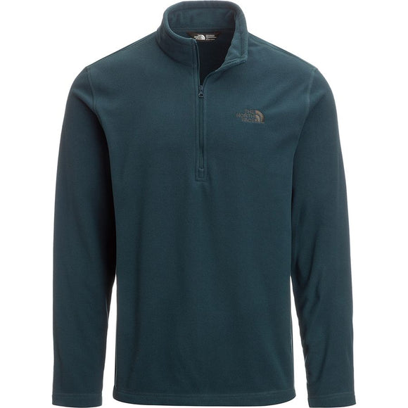 The North Face Men's TKA 100 Glacier 1/4 Zip - Kodiak Blue