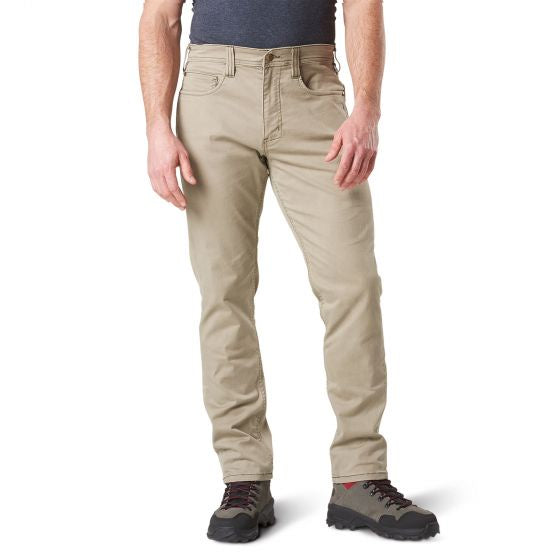 5.11 Men's Defender-Flex Slim Pant  - Stone