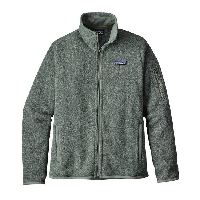Patagonia Women's Better Sweater Fleece Jacket - Hemlock Green