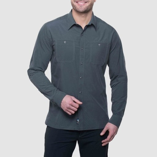 Kuhl Men's  Bakbone LS Shirt