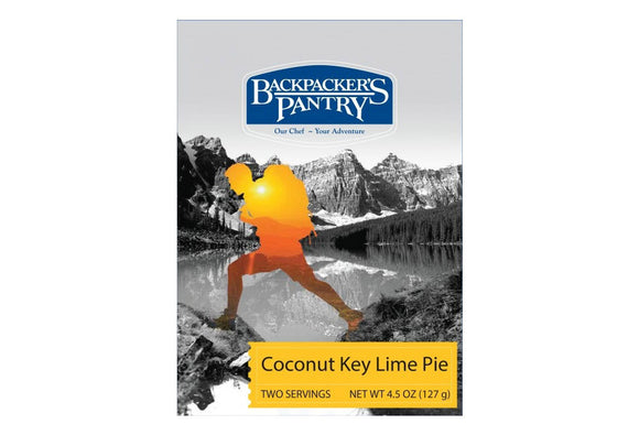Backpacker's Pantry Cocunut Key Lime Pie