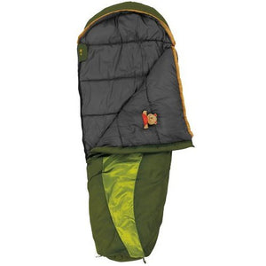 Eureka Grasshopper 30 Degree Kid's Mummy Sleeping Bag - Trailside Outfitter