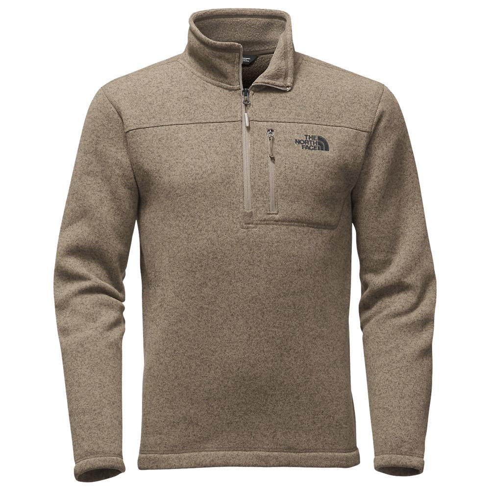 c8a943142cbe7 The North Face Men s Gordon Lyons 1 4-Zip Sweater – Trailside Outfitter
