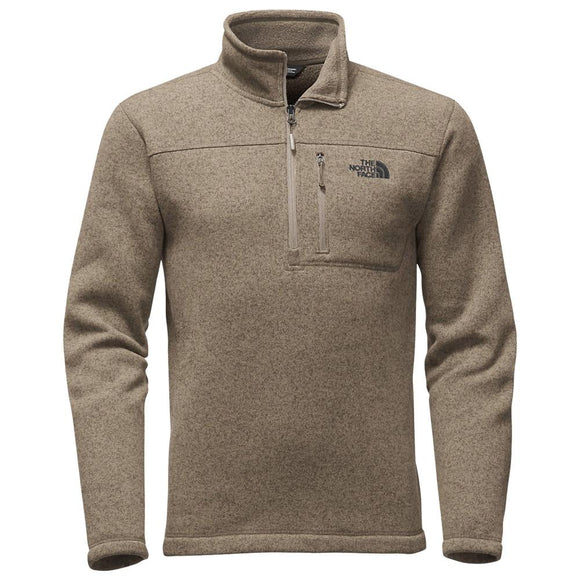 The North Face Men's Gordon Lyons 1/4-Zip Sweater