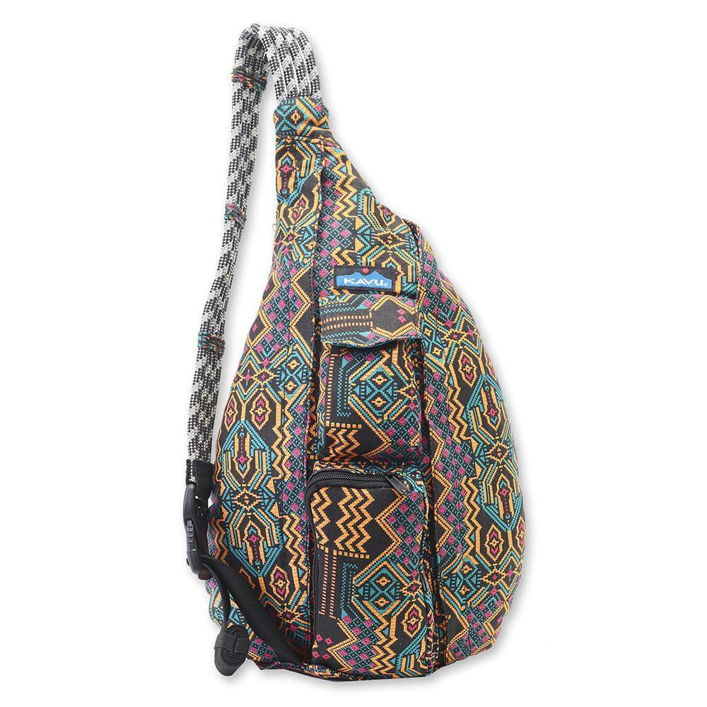 Kavu Rope Bag Pixel Palace