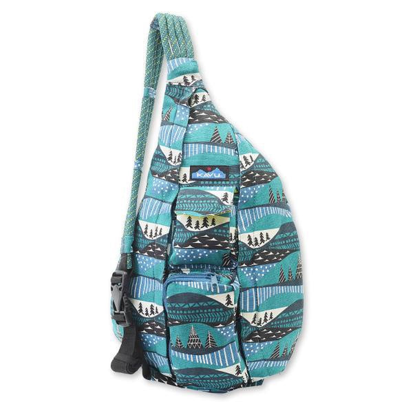Kavu Rope bag Winterscape - Trailside Outfitter