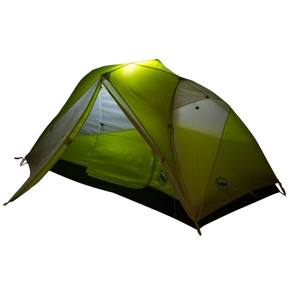 Big Agnes Tumble 1 mtnGLO 1 Person Tent