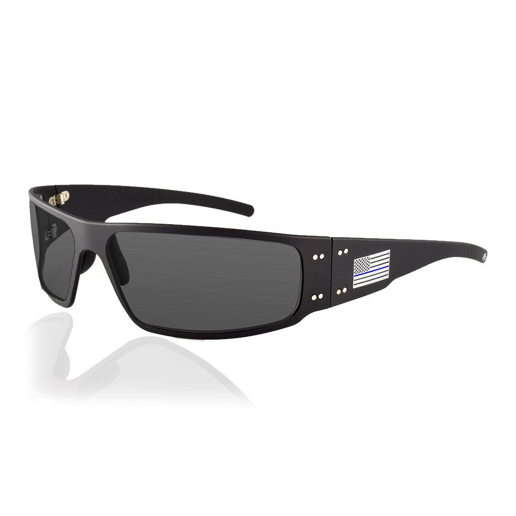 Gatorz Eyewear Thin Blue Line Magnum Sunglasses