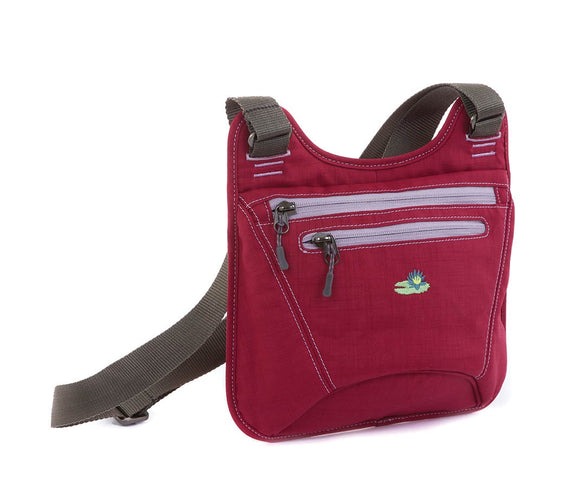 Lilypond Daybreak Shoulder Bag Alpine Berry