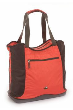 Lilypond Sunflower Tote Persimmon