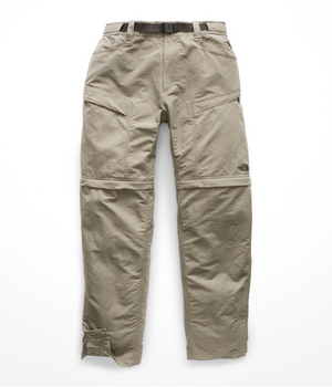 The North Face Men's Paramount Trail Convertible Pants / Short Inseam