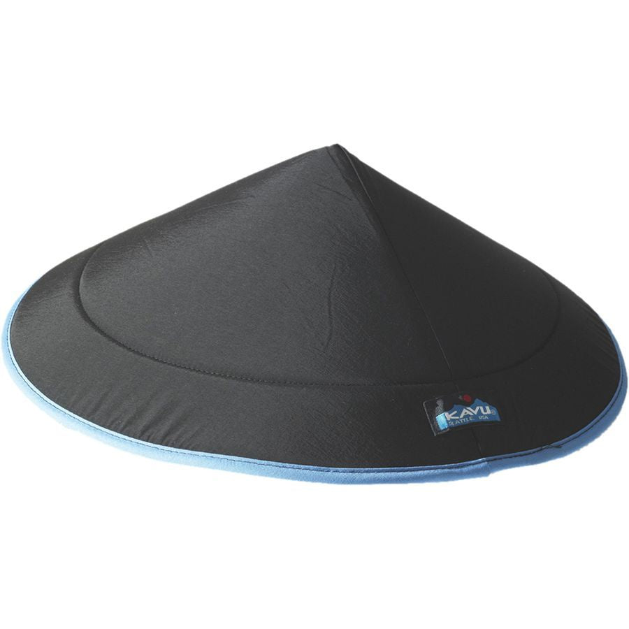 Kavu Chillba Black/Blue Trim