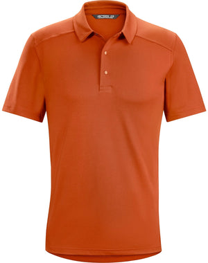 Arc'Teryx Men's Chilco SS Polo/ Rooibos - Trailside Outfitter