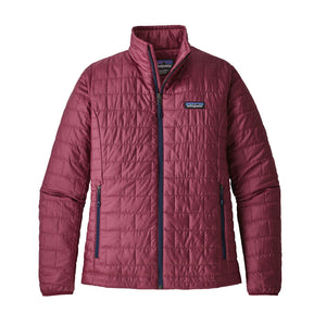 Patagonia Women's Nano Puff Jacket - Arrow Red