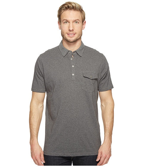 Kuhl Men's Stir Short Slleve Polo - Smoke