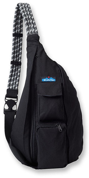 Kavu Rope Bag Black - Trailside Outfitter