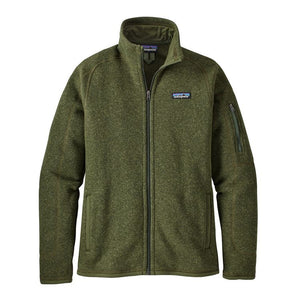 Patagonia Women's Better Sweater Fleece Jacket - Nomad Green