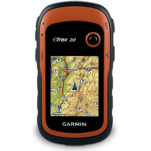 Garmin eTrex 20 - Trailside Outfitter