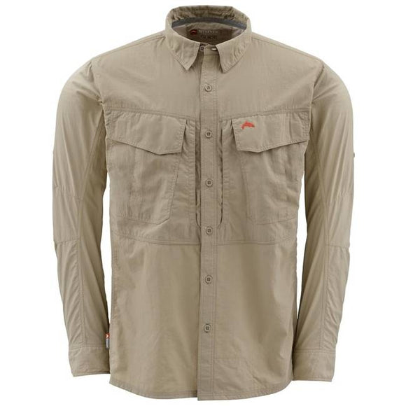 SIMMS Men's Guide LS Shirt - MORE COLORS AVAILABLE