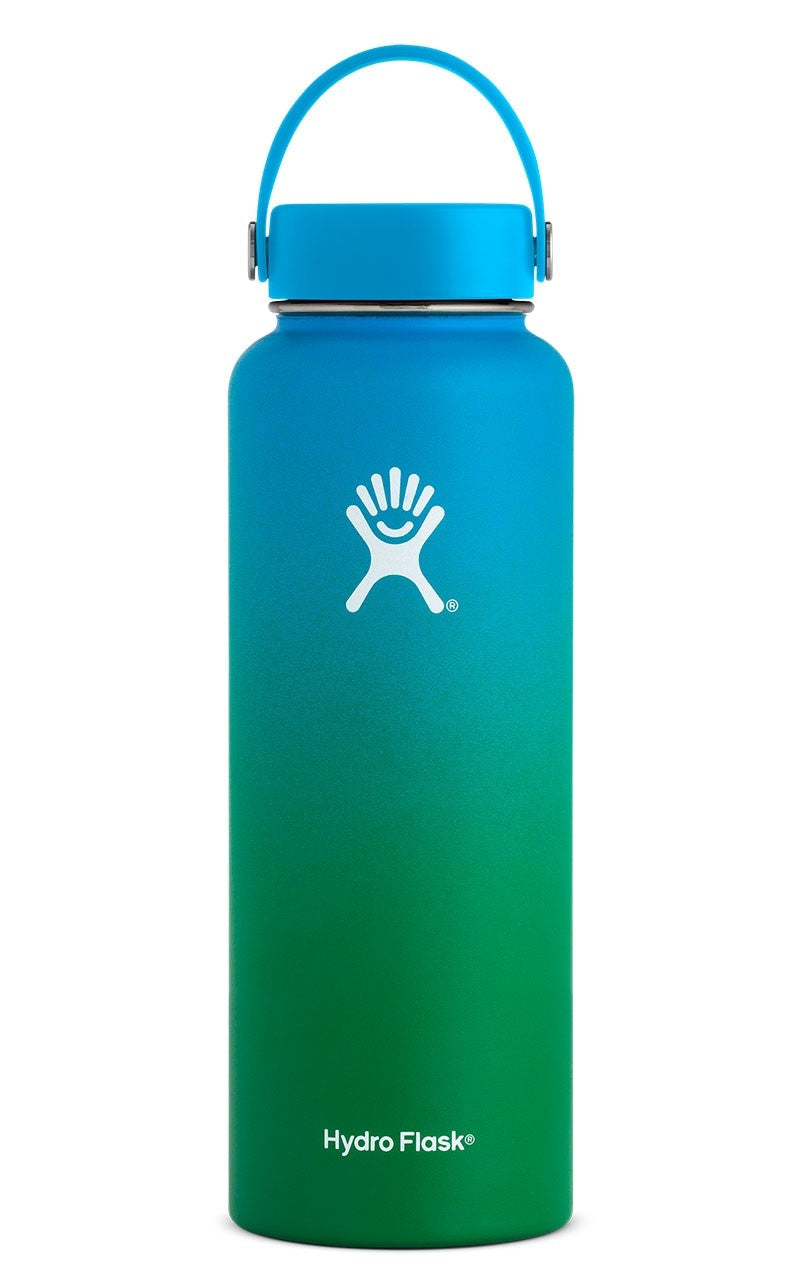 Hydro Flask Limited Edition 40 oz Wide Mouth PNW Collection