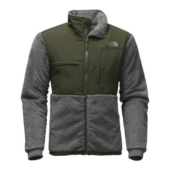 ON SALE - CLEARANCE The North Face Men's Sherpa Denali Jacket - Rosin Green
