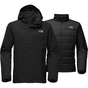 The North Face Men's Carto Triclimate Jacket - Black