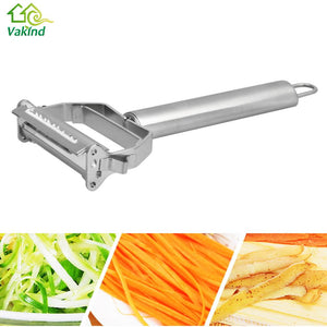 Vegetable Fruit Peeler Stainless Steel Kitchen Gadgets And Dual-Purpose Fruits Planer Knife Kitchen Accessories