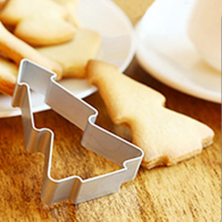 Super Deal  Baby Kid Kitchen DIY Cookies Cake Mould Cartoon Mousse Ring Baking Mold HYM17&06
