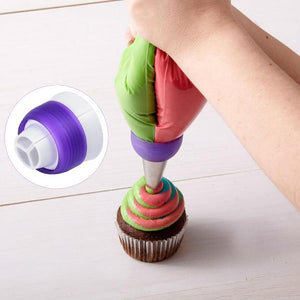 kitchen accessories cake decorating tools Tip DIY Cake Icing Piping Nozzles Cooking Pastry Bag Cake Baking Tools wedding cake ##