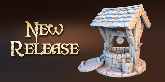 NEW! Water Well
